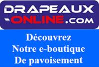 Drapeaux online